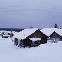 Зима в Кырныше