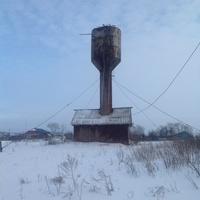 Башня с водой