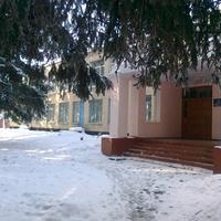 Школа. с. Завадівка.