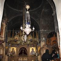 Перед чудотворной иконой Пресвятой Богородицы