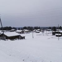 опять Кырныша зимой