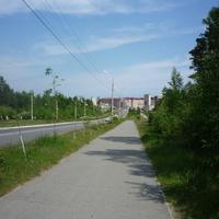 Центр Северобайкальска