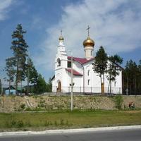 Северобайкальск. Богородице-Казанский храм