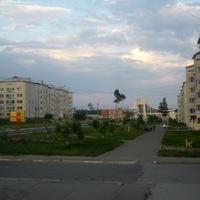 Вдалеке – вокзал