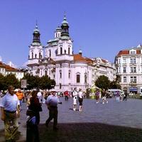Церковь Святого Николая (Старе-Место).Прага
