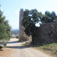 Le château d'Hyères