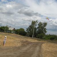 Засушливое лето 2010 г.