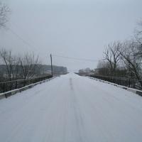 Мост через реку Мечу