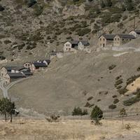 Дома в горах в Энкампе