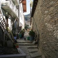 Улочка в Ордино