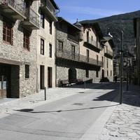 Центральная улица в Ордино