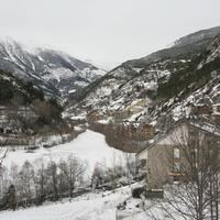 Ордино после снегопада