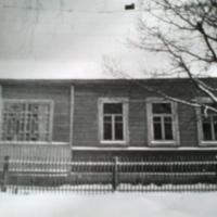 Высочерт,наш дом 1972 год.