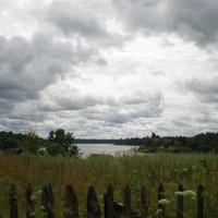 Вид на Озеро Высочерт,2009 г.