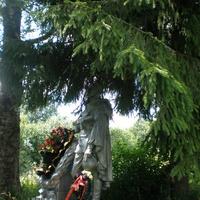 д.Высочерт.Памятник Войнам,2009 г.