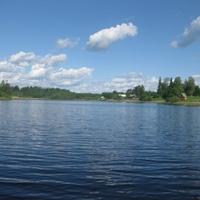 Озеро Высочерт,2009 г.
