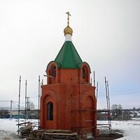 Часовня Николая Чудотворца в селе Красная Поляна