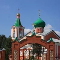 Церковь в Дубне