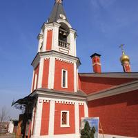 Церковь в Сабурово