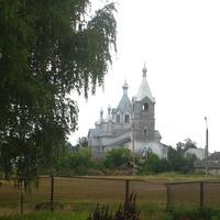 Русаново, церковь
