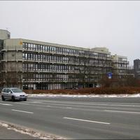 Университетские корпуса