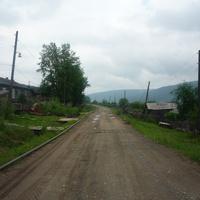 Станция называется Среднеилимская, а посёлок – Шестаково