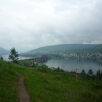 Усть-Илимское водохранилище (р. Илим)
