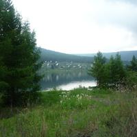 Дальше: Усть-Илимское водохранилище