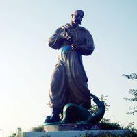 Пам'ятник козаку Безпальку