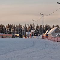 Лыжный стадион в Малых Карелах