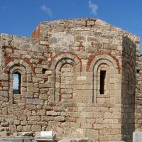 Церковь в акрополе
