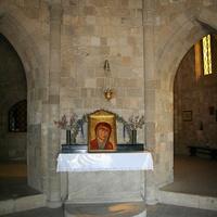 Часовня в Филеримском монастыре