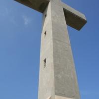 Крест на Голгофе Филеримского монастыря