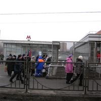 Московский Метрополитен имени В. И. Ленина станция Кунцевская