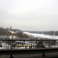 Москва река в Щукино