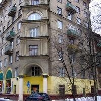 Микрорайон Щукино, Маршала Василевского улица 5