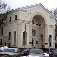 Институт атомной энергии им. И. В. Курчатова, главная проходная