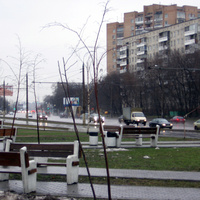 Енисейская / Радужная улицы