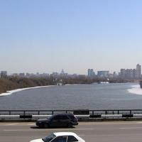 67 км МКАД, Спасский мост, Москва-река