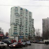 Проезд Русанова / Снежная улица