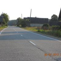 Деревня Столбиха