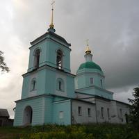 Ольгово, храм