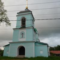 Ольгово, церковь