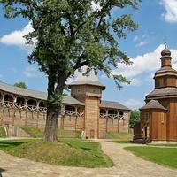 Батурин - крепость