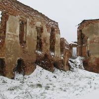 Руины замка