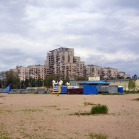Пляж у Таймаута