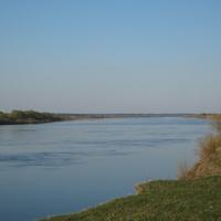 Весна - Река Ока - около с.Вакино