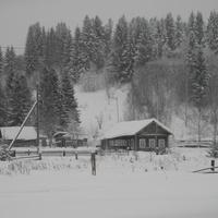 Усть-Шоноша 69-й км напротив ж/д вокзала