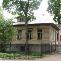 переулок Институтский, Санкт-Петербург
