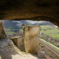 Инкерман.Руины крепости Каламита